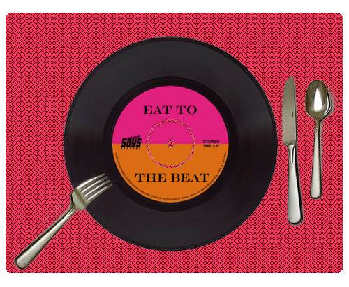 Eat to the beat Playlist